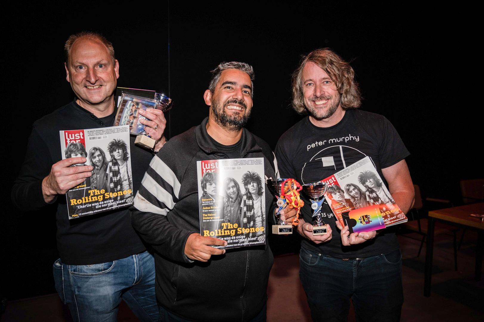 Winnaars Pop in de Kop 35 - The Outsiders